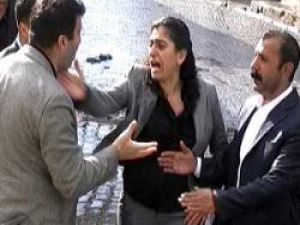 Sebahat Tuncel'in Polise attığı tokadın bedeli 25 bin tl