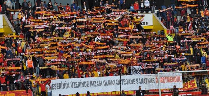 Kayserispor ile Fenerbahçe maçı biletleri satışa çıktı