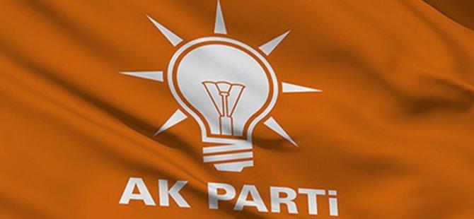Ak Parti'de Büyük oranda değişim yaşanacak
