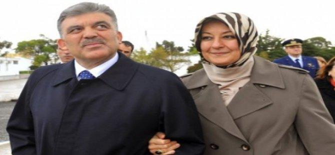 Hayrunnisa Gül partinin kurucu ismi olmak istedi