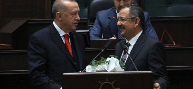 """Özhaseki: """"5 belediye başkanı Ak Parti'ye geçti"""""""