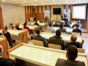KAYMEK tarafından Yahyalı Belediyesi personeline iletişim eğitimi verildi