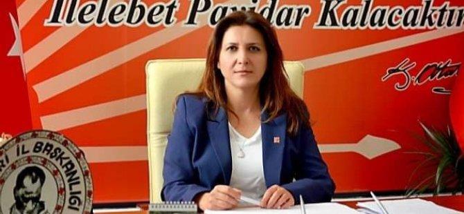 CHP İl Başkanı Özer, iktidar yürüyüşünü Kayseri'den başlatmak için adayım