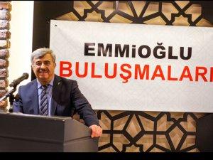 Dr. İsmail Gökşen: ''Emmioğlu Buluşmalarına Herkesi Bekliyoruz''