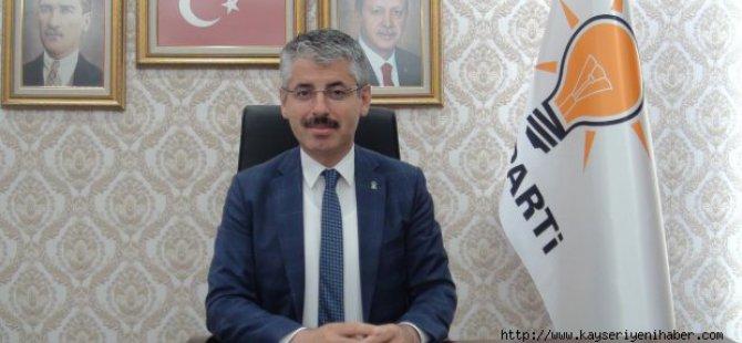 "AK PARTİ İL BAŞKANI ÇOPUROĞLU: ""KONGREDE ADAY DEĞİLİM"""