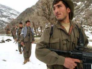 PKK'lılar 4 bölgede toplanıp 7- 10 kişilik gruplar halinde ülke sınırları dışına çıkacak
