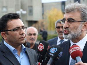 AK Partili Bakan ve milletvekilleri'nden Özhaseki Açıklaması