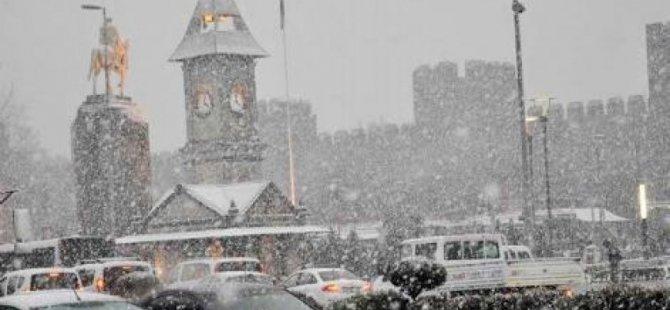 Meteoroloji Kayseri, Kırşehir, Nevşehir, Sivas'ta yaşayan vatandaşları uyardı