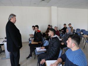 Başkan Palancıoğlu gençleri mutlu edecek müjdeler verdi