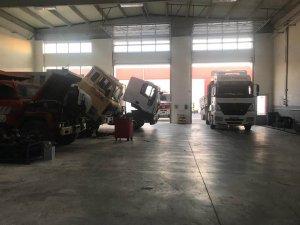 Karaman Oto Tır Kamyon BMC Arıza tesbit ve onarım işinin tek adresi