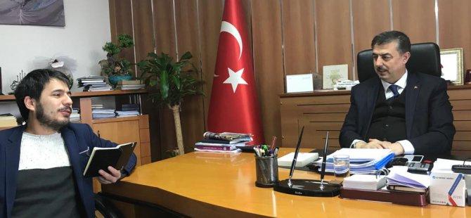 """Yeşilhisar Belediye Başkanı Halit Taşyapan: """"Birbirinizi Sevin"""""""