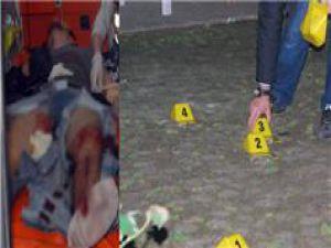 Bir Baba kızının erkek arkadaşını silahla vurarak ağır yaraladı