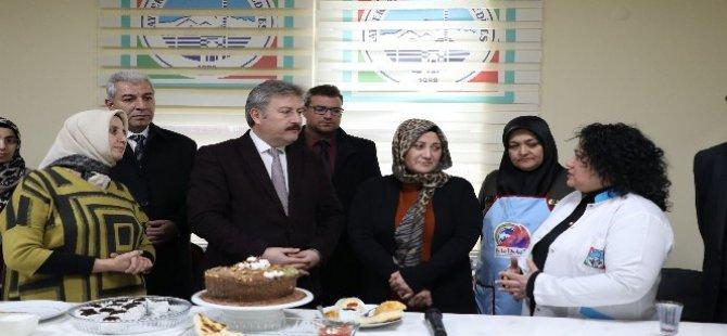 Melikgazi'de Çölyak hastalarına glutensiz mutfak eğitimi