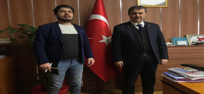"""Yeşilhisar Belediye Başkanı Taşyapan: """"YEŞİLHİSAR CAZİBE MERKEZİ OLACAK!'"""