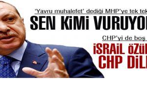 Başbakan  Erdoğan Muhalefete Sert Sözlerle Yüklendi