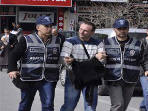 KAYSERİ SAHABİYE MAHALLESİ HIRSIZI YAKALANDI