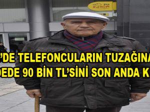 KAYSERİ EMNİYET'TEN BÜYÜK OPERASYON