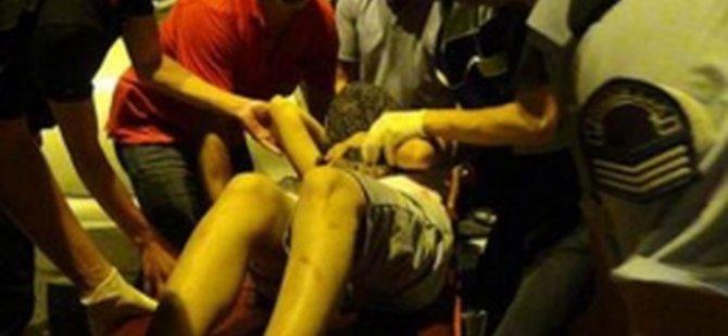 Kayseri'de dehşet sevgilisini vurdu sonra intihar etti