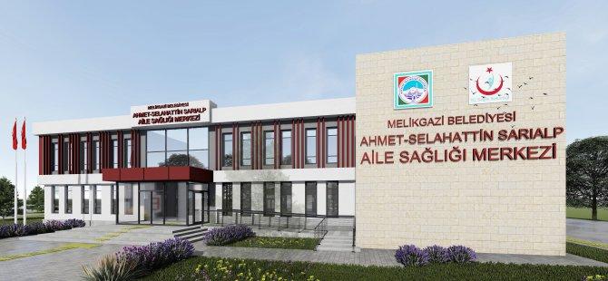 Melikgazi'de 3 mahalleye 3 yeni sağlık ocağı