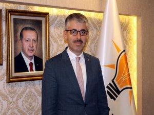 Başkan Çopuroğlu AK Parti'de 3 ilçe başkanımız ile yola devam dedi