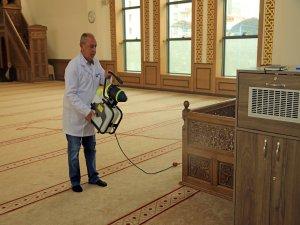 Talas'ta Belediyesi öncelik hijyen ve temizlik