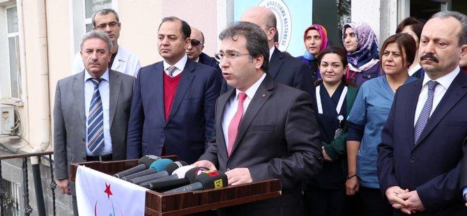 İl Sağlık Müdürü Benli,açıkladı Kayseri'ye virüs geldi mi?