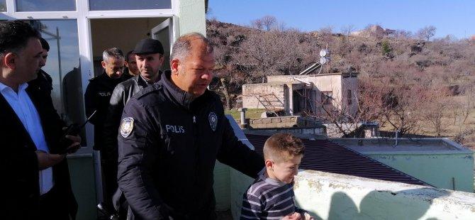 Hacılar'da  kaybolan çocuk 10 saat sonra bulundu