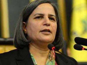 BDP Eşbaşkanı Gültan Kışanak Öcalan yasadışı örgüt lideri olmaktan çıkarılsın