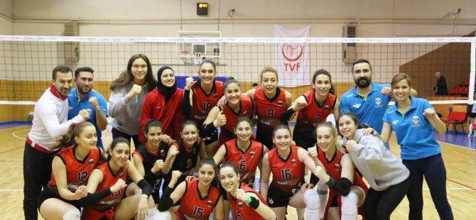 Hoş Geldin! Kayseri OSB Teknik Koleji 1.Lig'de