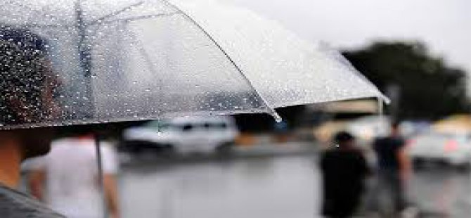 Meteorolojiden Kayseri için kuvvetli rüzgar ve fırtına uyarısı