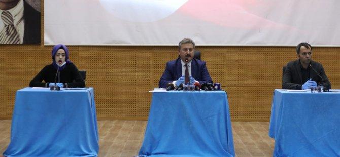 """Palancıoğlu: """"Otopark Yönetmeliği ile ilgili olarak işlemlerde yoğunluğun en aza indirilmesi öngörülmüştür"""""""