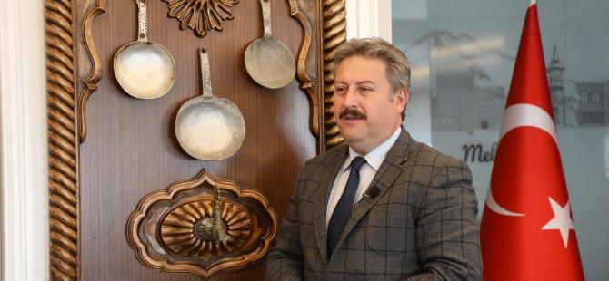"""Palancıoğlu, """"Kayseri, çeşmelerinden su içilebilen nadir şehir"""""""
