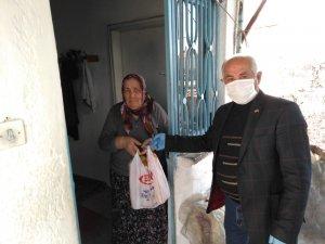 MHP Kocasinan İlçe Teşkilatı Vatandaşların Yardımına Koşuyor