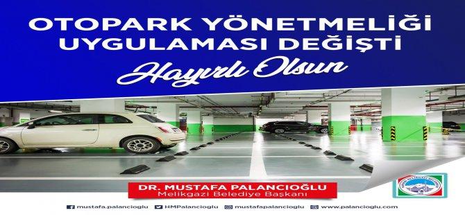 Başkan Palancıoğlu,Müteahhitlerimizin gözü aydın olsun