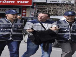 KAYSERİ'DE POLİSİ ŞAŞIRTAN UKRAYNALI  HIRSIZ