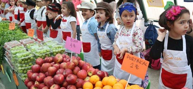 Kayseri'de çocuklara market ve pazar yeri yasağı