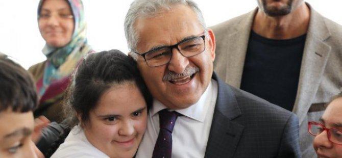 Başkan Büyükkılıç,Kayserililere bir kez daha gönülden teşekkür