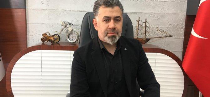 """Sedat Kılınç:""""Bu ülkede kazandıklarımızı her bir bireyle paylaşmalıyız"""""""