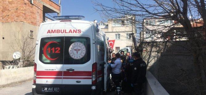 Karbonmonoksit gazından zehirlenen 7 kişi hastaneye kaldırıldı