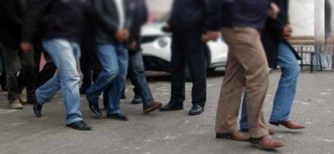 Kayseri'de uyuşturucu satan 6 kişi gözaltına alındı