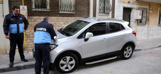 Talas'ta tedbirlere uymayan 25 kişiye 9 bin 800 TL idari para cezası
