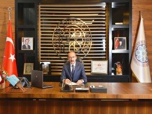 """Kayseri Ticaret Odası Başkanı Gülsoy: """"Risk alın, iş dünyasının yanında olun"""""""