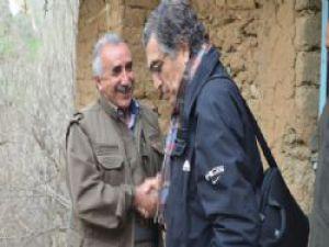 Milliyet'ten ayrıl ayrılmaz Kandil'e giden eski Milliyet Gazetesi yazarı Hasan Cemal