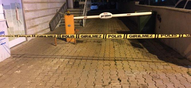 Sivas Caddesi'nde kapıcıda virüs çıktı bina karantinaya alındı