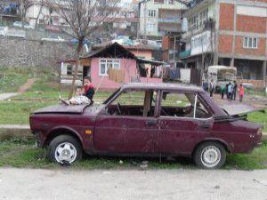 Hurda Aracını Bırakanlar dikkat Ceza
