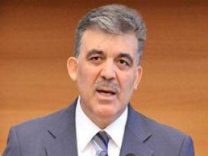 Abdullah Gül Ben ve Başbakan Erdoğan Kendimizi Adamış Durumdayız