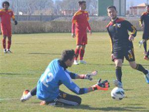 Kayserispor Milli Arasında Gol Yağdırdı