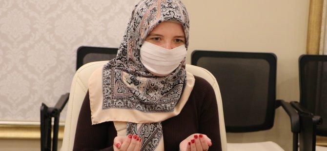 Kayseri'de Ramazan ayının atmosferinden etkilendi, Müslüman oldu