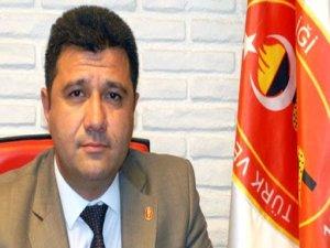 Kayseri Veteriner Hekimleri Odası Başkanı Akgün Ergül Ramazan Bayramınız Mübarek Olsun
