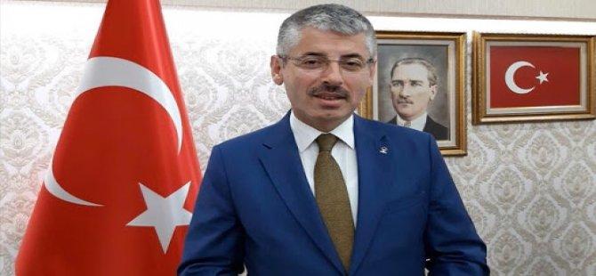 Çopuroğlu: Ak Parti Hükümeti Kayseri'ye 175 milyon lira yardım yaptı